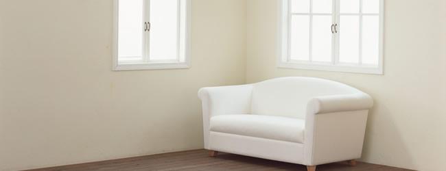 お引っ越し前後のクリーニング、空室清掃