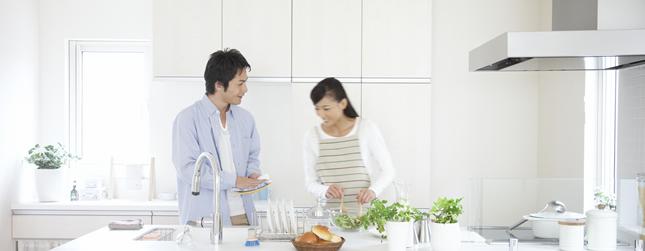 換気扇の分解清掃、レンジフードクリーニング